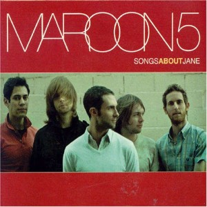 MAROON 5  -  Songs about jane    (italian Version)