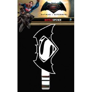 Batman V Superman - Logo Bottle Opener (Apribottiglia)